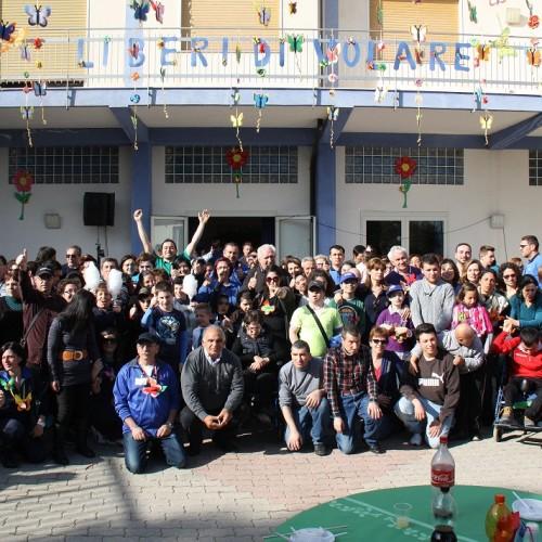 La festa di San Martino al CSR