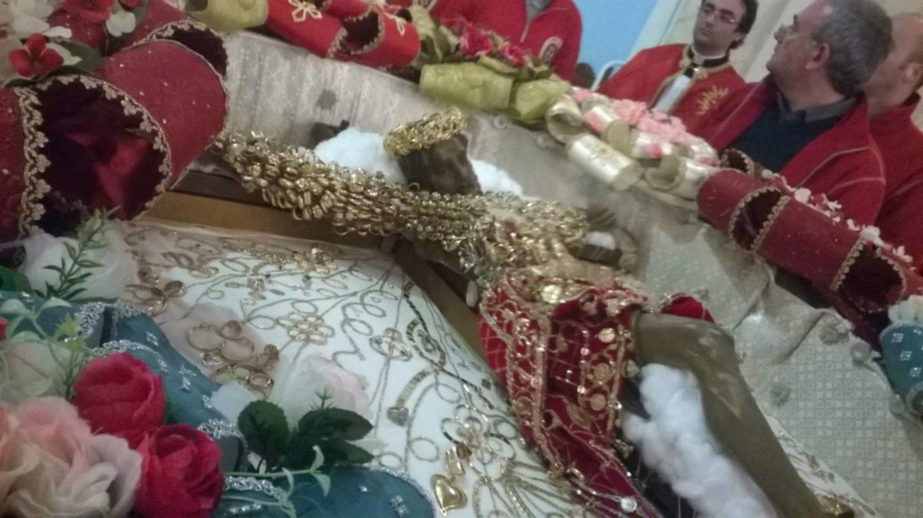 Le immagini del Venerdì Santo vietate alle telecamere di Radio Luce