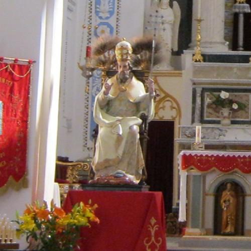 Festa in onore di SANT'ALESSANDRO- Programma di sabato 02 maggio