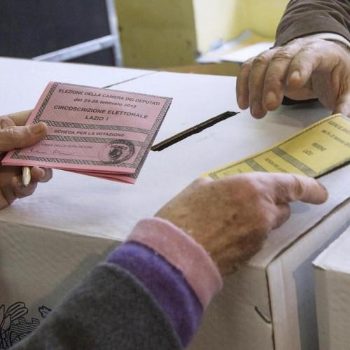 Affluenza ore 19: i votanti sono 5965 con il 34,8%
