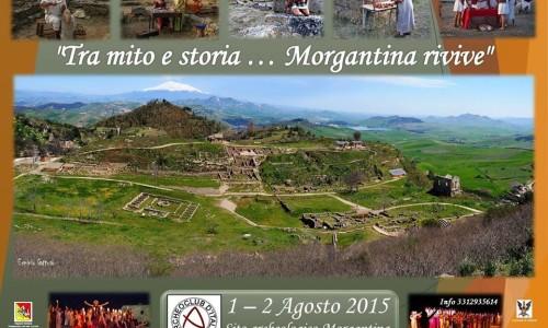 """""""Tra mito e storia… Morgantina rivive"""""""