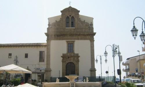 Che stiano terminando i lavori della chiesa San Francesco?