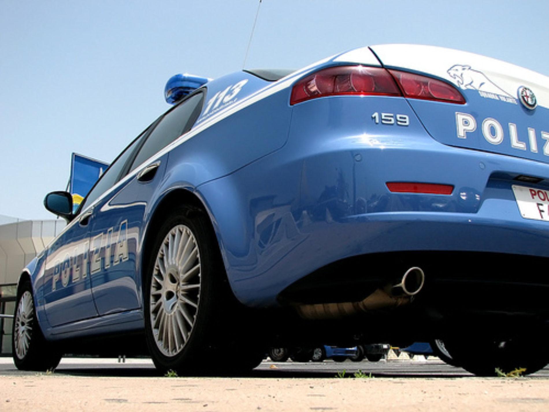 Autostrada A 19: Polizia sequestra ingente quantità di cocaina