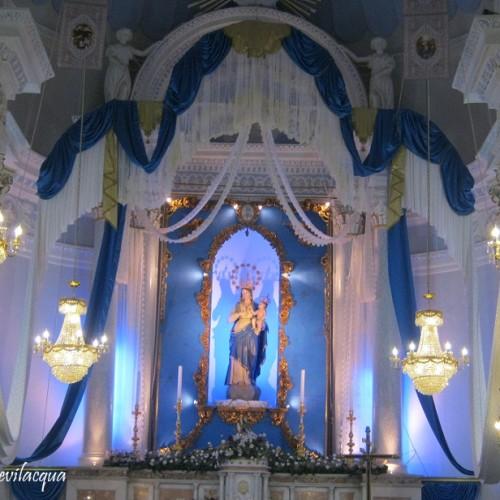 """Festeggiamenti in onore della Madonna delle Grazie- """"Coroncina alla Madonna delle Grazie"""""""