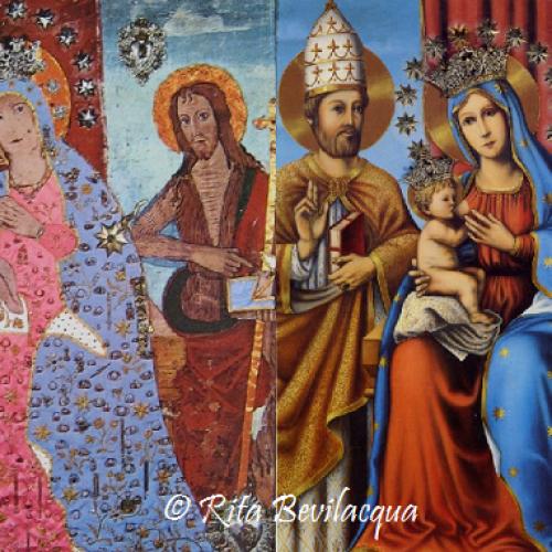 Antica preghiera barrese a Maria SS. della Stella