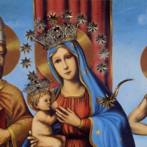 Breve storia dell'attuale tela di Maria SS. della Stella di Barrafranca