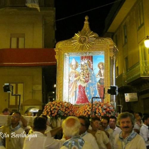La festa di Maria Santissima della Stella rinviata per il giorno dell' Ottava