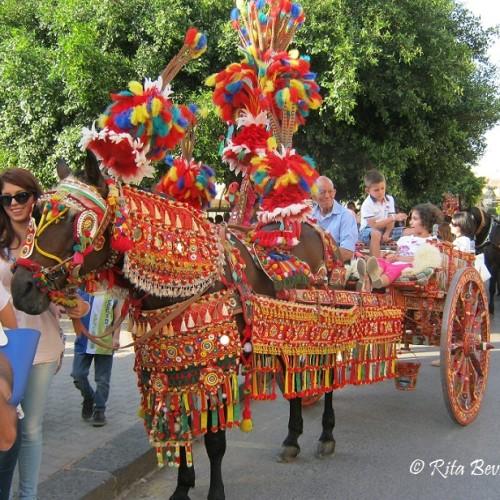 Pomeriggio si svolgerà la sfilata dei RITINI