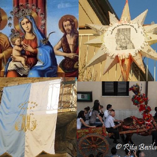 16 SETTEMBRE FESTEGGIAMENTI IN ONORE DI MARIA SS. DELLA STELLA