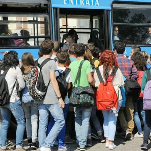 Studenti pendolari, pronte le domande di rimborso