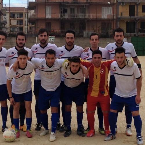 La Barrese è in zona play off grazie alla rete contro la Branciforti nel finale ad opera del bomber Palermo