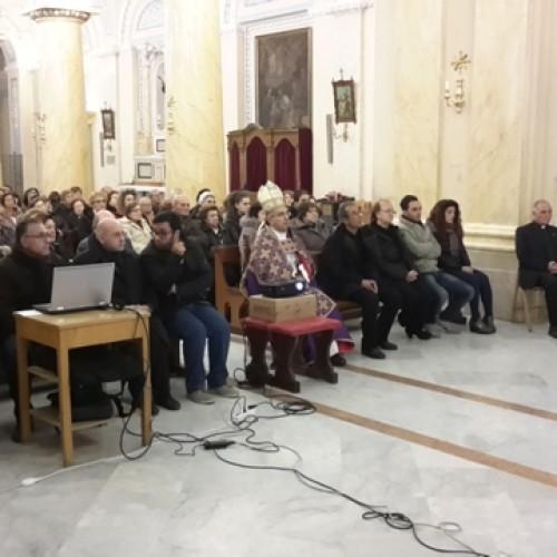VIDEO: Commemorazione in Chiesa Madre