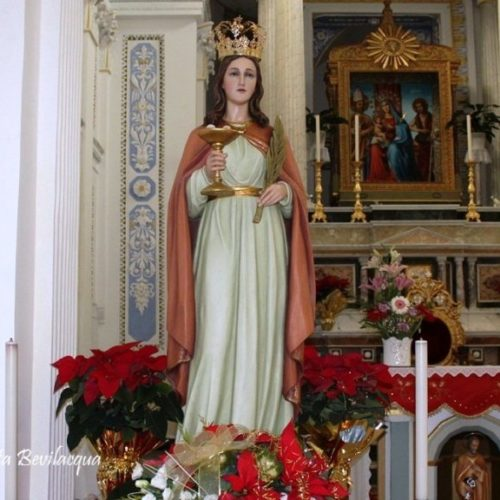 La festa di Santa Lucia a Barrafranca tra tradizioni e folklore