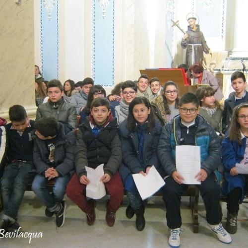 VIDEO: Le scuole ricordano Francesco Ferreri in Chiesa Madre