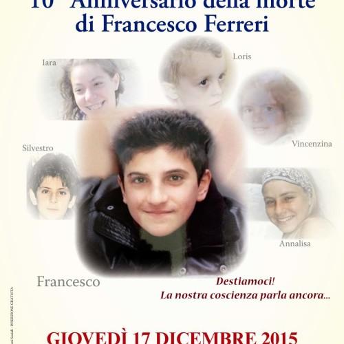 A dieci anni dalla morte la Diocesi Armerina ricorda Francesco Ferreri