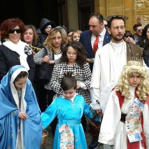 Anticipata a Domenica la festa di San Giuseppe