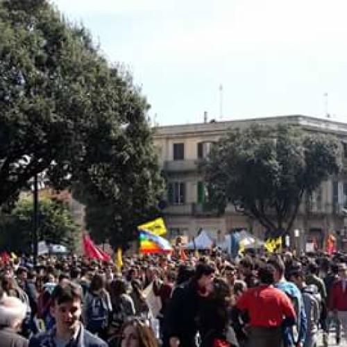 In 30mila a Messina per la Giornata di Libera in ricordo delle vittime di mafia