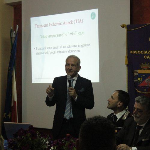 BARRAFRANCA. Cittadinanza onoraria al professore Claudio Cinà.
