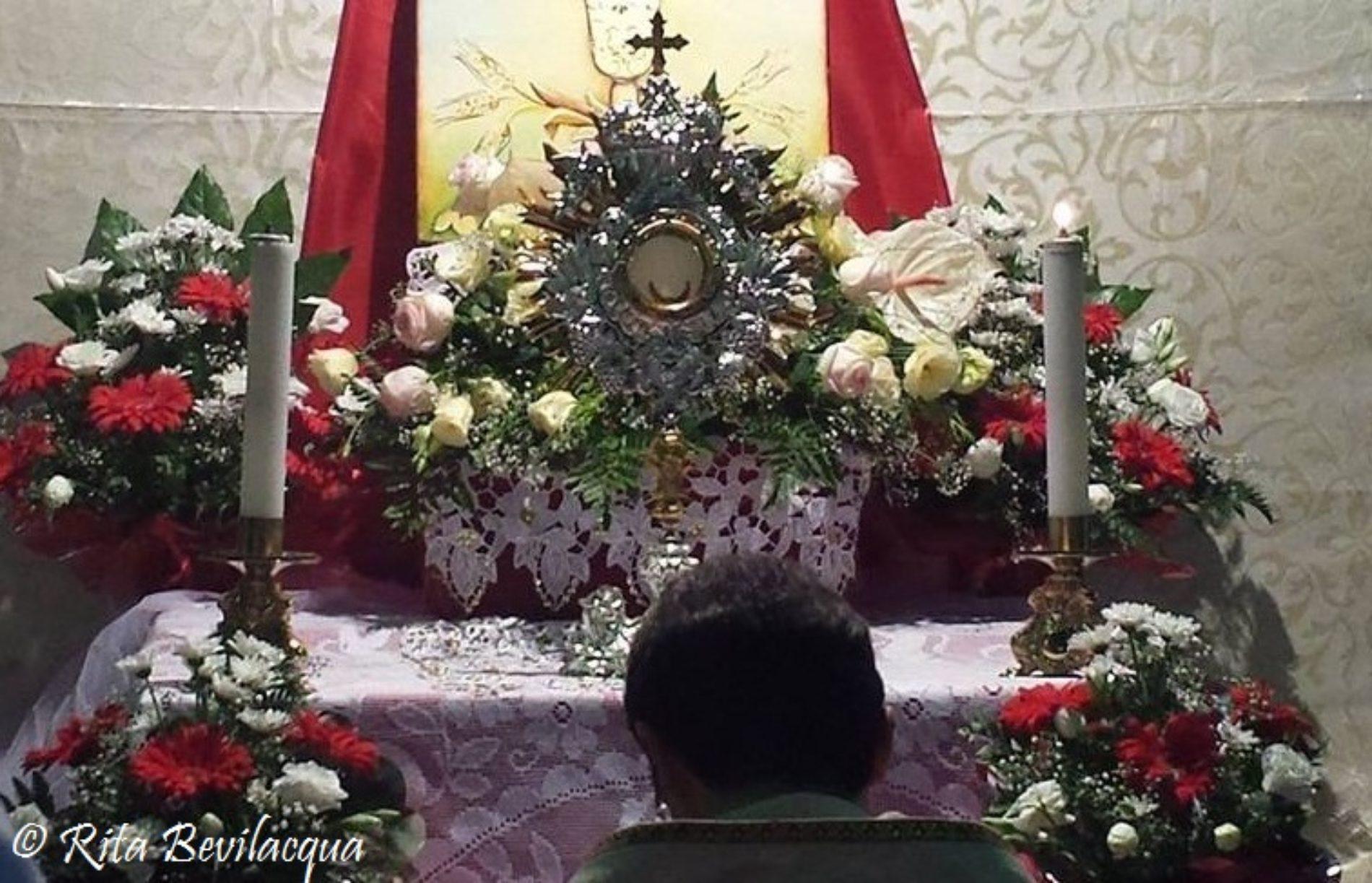 La festa del Corpus Domini