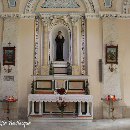 Santa Rita da Cascia; A Gela, Sabato e Domenica le reliquie