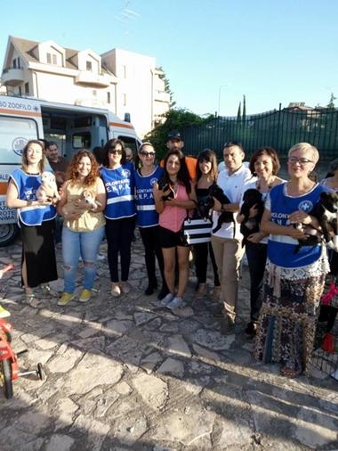 Adottati cani e gatti nella giornata organizzata dall'Enpa