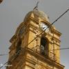 L'orologio della chiesa Madre di Barrafranca
