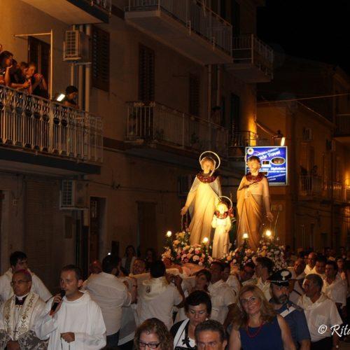 Conclusi i festeggiamenti in onore della Santa Famiglia di Nazareth