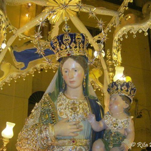Inizio della novena in onore della Madonna delle Grazie