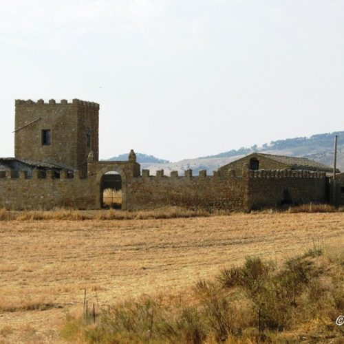 Il complesso rustico di Torre di Pietro