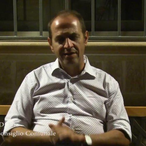 Intervista al presidente del consiglio comunale Dott. Giovanni Di Dio