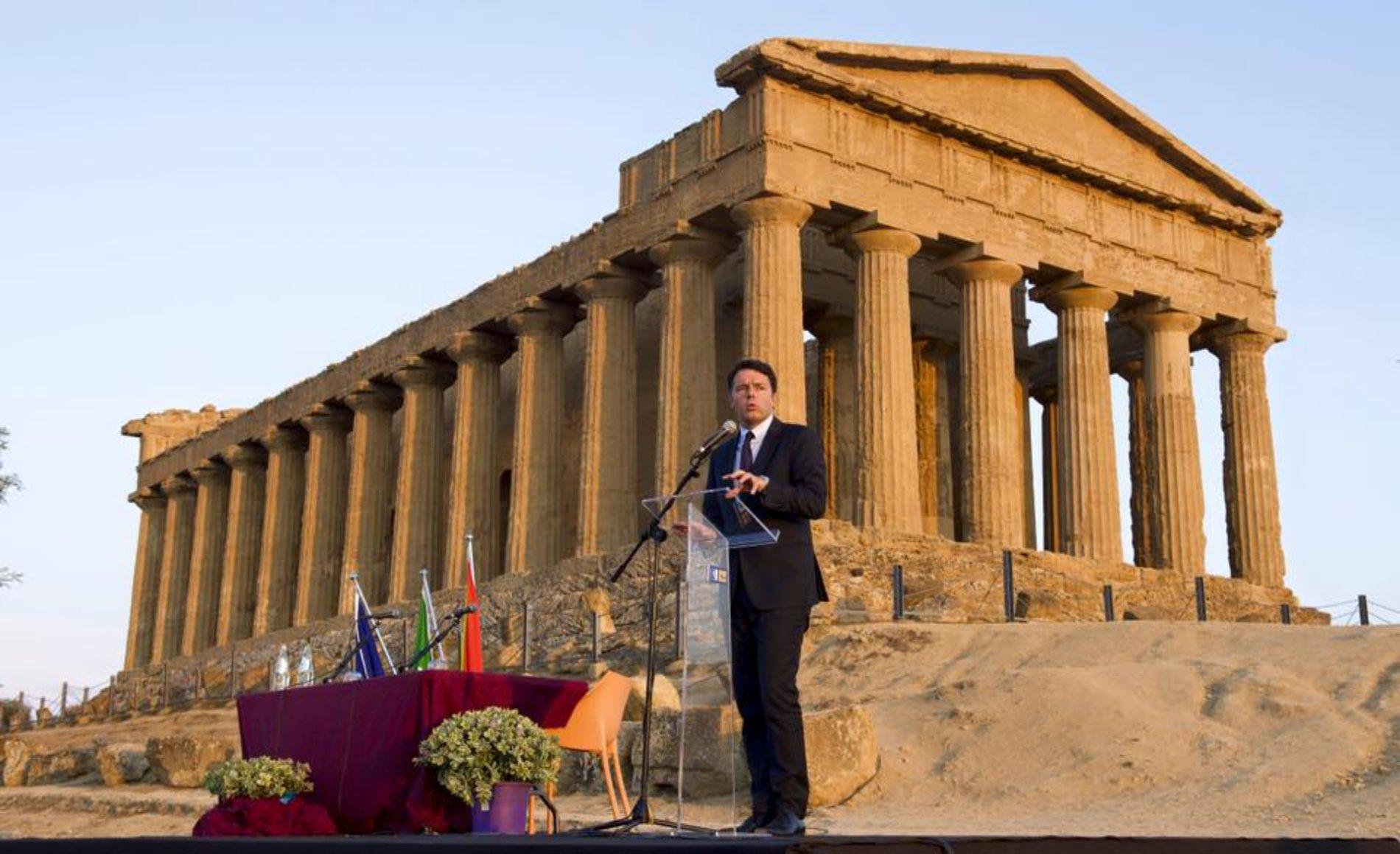 Via agli scavi: alla ricerca del Teatro greco-romano di Agrigento