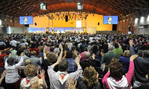 """La Fondazione Vaticana """"Centro Internazionale Famiglia di Nazareth"""" celebra l'anniversario della prima apparizione della Madonna a Lourdes"""