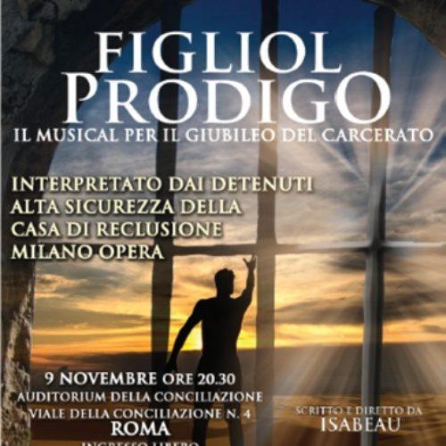 Musical Figliol Prodigo interpretato dai detenuti di Opera, centro del milanese