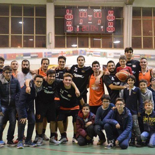 Basket Promozione. La Consolini Enna fa suo il derby contro il Città di Nicosia
