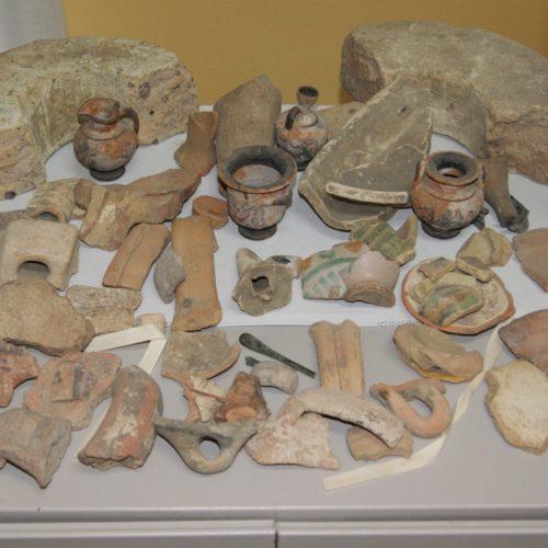 Valguarnera. Denunciato muratore per indebito possesso di beni di interesse archeologico