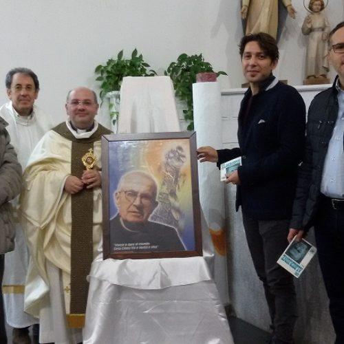 Una messa alla presenza della reliquia di don Alberione e per gli operatori della comunicazione