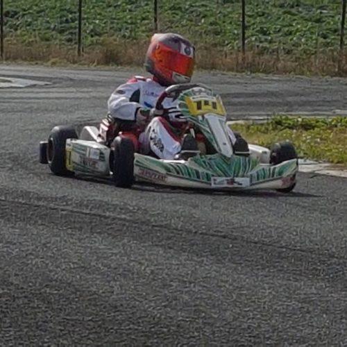 Giuseppe Ciulla conquista il titolo regionale nel campionato Cup Race Sicilia
