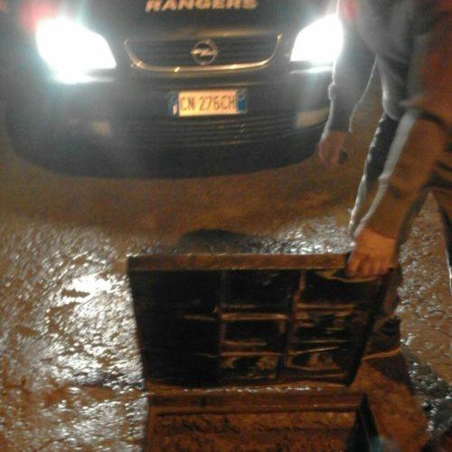 Si contano i danni dopo la forte pioggia. Barrafranca riscopre, però, di essere vulnerabile
