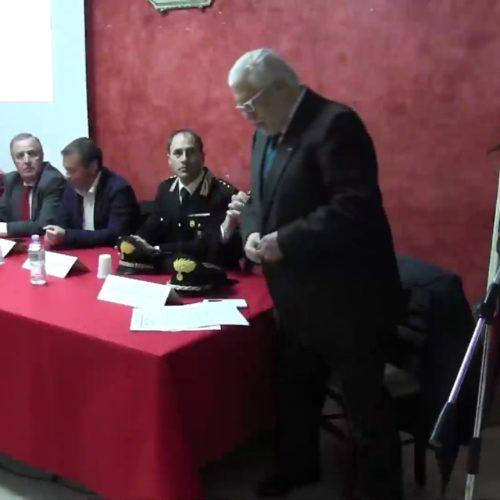 VIDEO: Conferenza, Salute, benessere e legalità