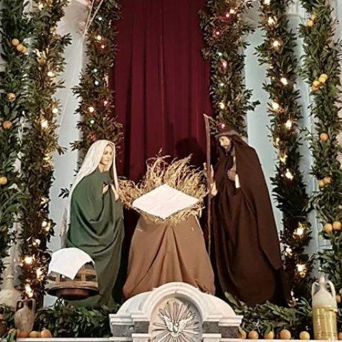 1 gennaio: l'antica tradizione della chiesa Itria di festeggiare il BAMBINELLO