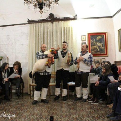 """Il Salotto artistico-letterario """"Civico 49"""" ospita gli ZAMPOGNARI di SICILIA"""