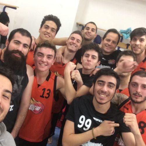 La Lib. Consolini Enna è seconda in campionato dopo la vittoria sulla Roncalli Cascino