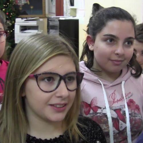 L'augurio di buon natale in tutte le lingue del mondo parte dalla scuola media Verga