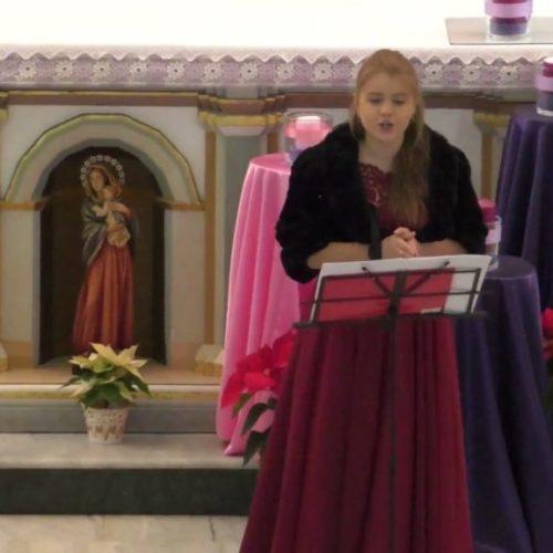 Associazione Nazionale Carabinieri, Concerto di Natale con Halyna Susol soprano