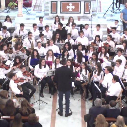 Concerto di Natale a scuole riunite