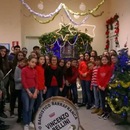"""Gli alunni del San Giovanni Bosco """"cantano"""" la novena del Natale"""