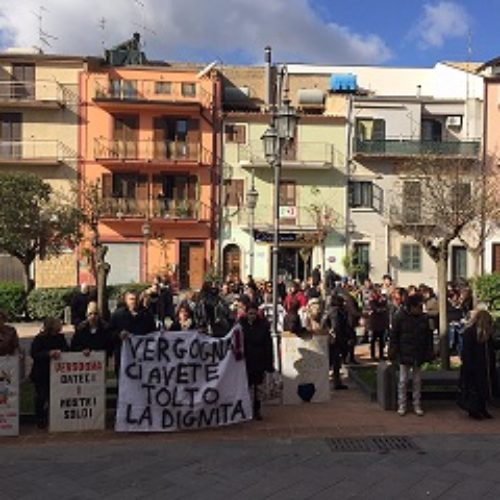 Le cooperative Alisea e Co.Pro.S. sospendono manifestazione pubblica