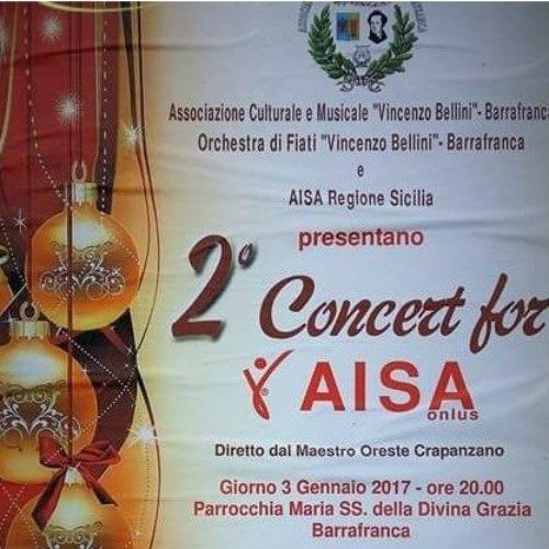 Un concerto a favore di Aisa per raccogliere i fondi per la ricerca