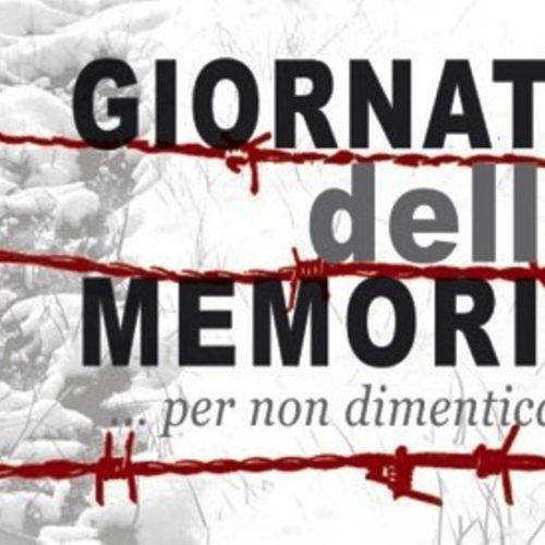 """Pietraperzia. Giornata della Memoria alla scuola """"Vincenzo Guarnaccia""""."""