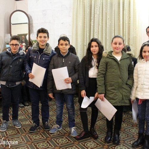 """Il Salotto artistico- letterario """"Civico 49"""" ospita gli alunni della primaria vincitori concorso Francesco Ferreri"""